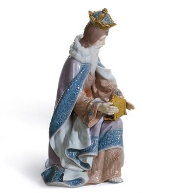 Rey Melchor lladró