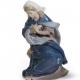 Virgen lladro nacimiento