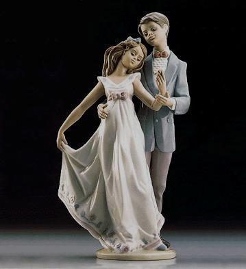 lladró 1995 primer baile
