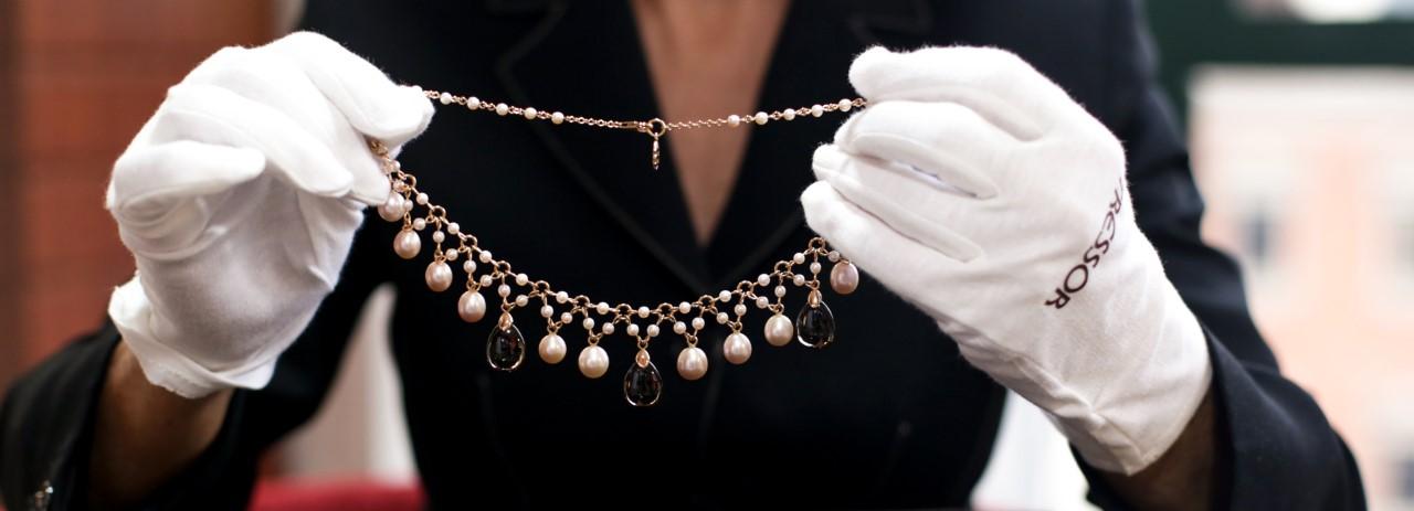 tressor joyas el cuidado de las joyas