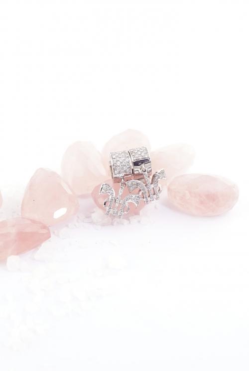 pendientes aretes diamantes