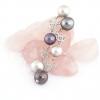 pendientes perlas tahiti