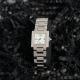 Reloj Chaumet de mujer en acero y diamantes