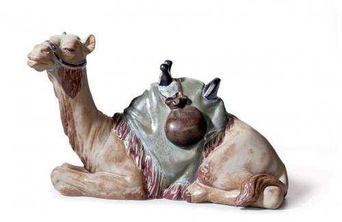 lladró el camello