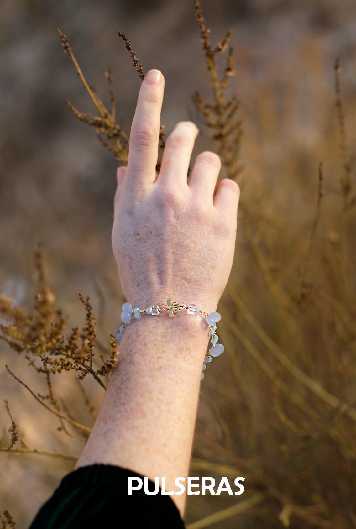 pulseras plata joyas tressor