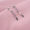pendientes iolitas plata tressor joyas