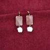 pendientes plata piedra sol hemimorfita tressor joyas