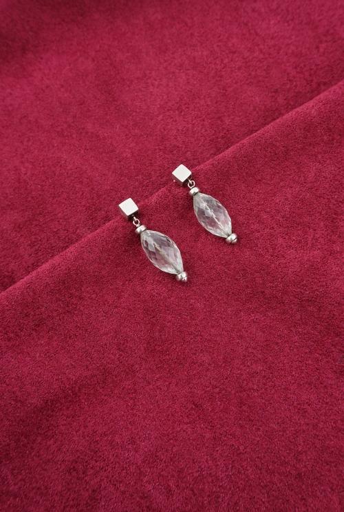 pendientes plata joyas prenhitas tressor